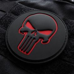 Funny Patches, Velcro Patches, Cool Patches, Punisher Logo, Punisher Skull, Tactical Patches, Tactical Gear, Airsoft Gear, Rock Poster