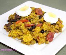 Another most requested Filipino dish that I got from Delish PH Recipe Request. Valenciana, or Arroz ala Valenciana has many versions. But as always, this is the easiest and the fastest way to do it. I call this, the Valenciana ala Delish PH. Filipino Dishes, Filipino Recipes, Arroz Valenciana Recipe, Pata Recipe, Pork Hock, Chinese Sausage, I Chef, Pinoy Food, Cook At Home