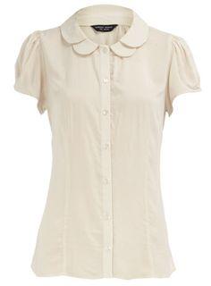 Pretty summer blouse