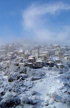 Dimitsana Village, Mountainous Arcadia, Greece   by tomasok