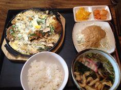 2014.10.22 점심. 가츠나베