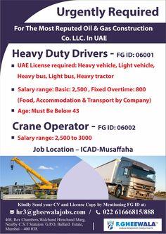 223 Best Gulf Jobs Alert images in 2017 | Dream job, Uae