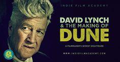 David Lynch & The Making of Dune: A Filmmaker's Worst Nightmare