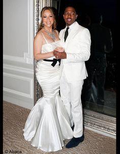 le mariage de Mariah Carey et Nick Cannon / Les meilleures photos de mariage de stars
