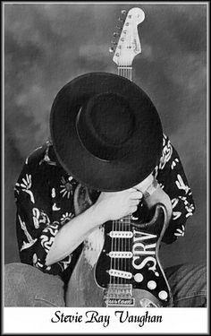 SRV Stevie Ray Vaughan Guitar, William Christopher, Jeff Beck, Best Guitarist, Texas, Blues Rock, Music Photo, Cool Guitar, Concert Posters