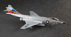 Kitty Hawk 1/48 F-101A Voodoo Build Review