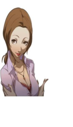 Ms. Kashiwagi is the teacher who replaces your old homeroom teacher, Morooka, in P4. Everyone seems to think she's ugly for some reason...I think it might just be her age that's putting everyone off. Yet she is more than willing to come on to the boys in class. In the MC route of P3P, she even attempts to seduce a very confused Akihiko at the beach! =)
