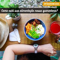 Você está se alimentando bem?  Alguns saíram da dieta, outros não conseguem controlar a ansiedade.   Se alimentar nesse período de isolamento social está sendo bem difícil para todos.   Mas, você sabia que uma boa alimentação ajuda a aumentar sua imunidade?  Pense direitinho e se alimente de forma saudável.   #manonsaudavel #lowcarb #comidasaudavel #cozinhasaudavel #alimentacaosaudavel #momentomanon #recife #jaboataodosguararapes Ethnic Recipes, Insulation, Recife, Anxiety, Diet