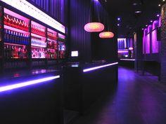 Bar de copas en Valladolid