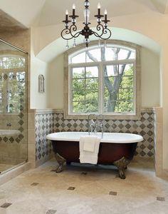 202 best bathroom lighting images on pinterest exterior light elk lighting trier collection five light chandelier aloadofball Image collections