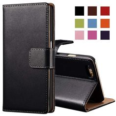 6S/6S Plus Flip Genuine Leather Wallet Case For iPhone 6 6S 4.7 inch Phone Bag Cover For iPhone 6S Plus 5.5 With Card Holder  $12.97  http://5gtech.myshopify.com/products/6s-6s-plus-flip-genuine-leather-wallet-case-for-iphone-6-6s-4-7-inch-phone-bag-cover