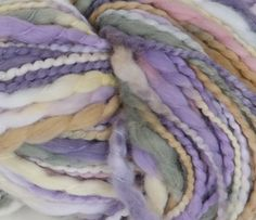 Lecco in Easter. Lecco is our new 100% Cotton yarn.  Each ball weighs 100g (3.5 oz) and has approximately 100m (110 yds).  We recommend a needle size of 6-8 mm/ 10–11 US to get 3.5 stitches per in.    Lecco is a super soft thick and thin 100% cotton yarn that provides lots of texture for that special project in mind.  Available in solid and gorgeous variegated color palettes. Perfect yarn for newborn and beyond. Visit our website to find a retailer near you.