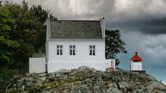 Leirvik Lighthouse has Friends | Lighthouses of Norway