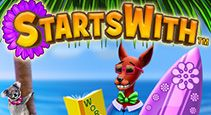 Starts With - MSN Games - Free Online Games