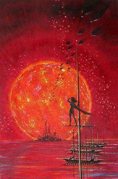 70s Sci-Fi Art ED EMSHWILLER