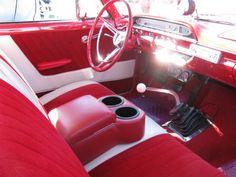 Cup Holder Console for Classic Cars and Trucks - BC Shorty | Classic Car Consoles and Cup Holders | CruisinCupholders.com