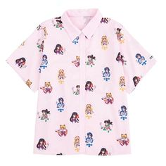 Gagarich Sailor Moon Pink Short Sleeve Shirts Harajuku T Shirt Women Clothes 2019 Cosplay Cute Kawaii Tops sold by CUTEEE. Shop more products from CUTEEE on Storenvy, the home of independent small businesses all over the world. Sailor Moon Shirt, Sailor Moon Girls, Sailor Moons, Mode Chanel, Clothes 2019, Moon Print, Kawaii Clothes, Woman Shirt, Moda Masculina