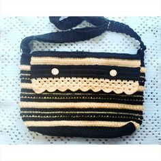cool stripe bag