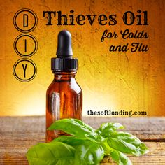 We're getting ready for winter by preparing some of our favorite home remedies and Thieves Oil is an important part of our all-natural flu season arsenal.