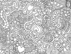 difficult coloring pages for adults - Enjoy Coloring