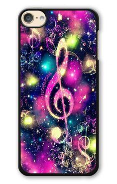 Music Galaxy Case iPod 6 Case | Republicase