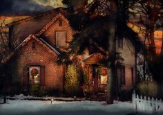 Google Image Result for http://images.fineartamerica.com/images-medium-large/winter--christmas--gingerbread-house-mike-savad.jpg
