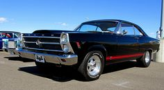 1967 Ford Fairlane 427. Awesome American Muscle!
