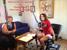 RelyLocal Frederick Business Spotlight - 6-16-12 Charlotte Klaar, Klaar College Consulting - www.relylocal.com