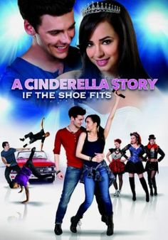 Another Cinderella Story 4 If the Shoe Fits.Starring: Sofia Carson,Thomas Law,Jennifer Tilly,David Ury