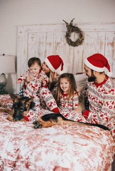 Matching Family Christmas Pajamas    Looking for matching family pajamas  for the holiday season this fcd47084c