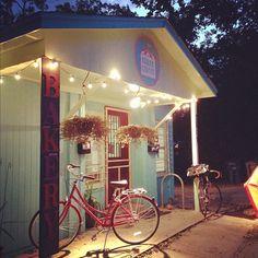Pretty Bikes + Night Lights