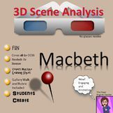 Macbeth: 3-D Scene Analysis Project: Standards Based