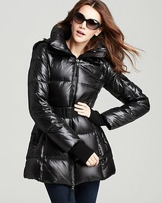 SAM. Soho Quilted Puffer Coat   Bloomingdale's