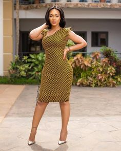 Latest Ankara Styles For Your Latest African Fashion 2018 - Fashionuki Latest Ankara Short Gown, Ankara Short Gown Styles, Latest Ankara Styles, Short Gowns, Kente Styles, African Fashion Designers, African Print Fashion, Africa Fashion, African Print Dresses