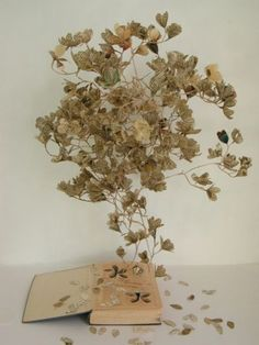 by Su Blackwell. Magnolia. http://www.sublackwell.co.uk/