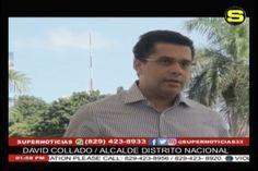 El Alcalde David Collado Arranca Con Los Arreglos De Remodelación De La Avenida Jiménez Moya