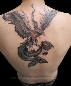 Tribal Phoenix Tattoo, Phoenix Tattoo Design, Phoenix Tattoos, 3d Tattoos, Cool Tattoos, Tatoos, Awesome Tattoos, Tattoo Ave Fenix, Tattoos For Women