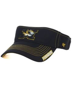 57671550 '47 Brand Missouri Tigers Dark Twig Visor & Reviews - Sports Fan Shop By  Lids - Men - Macy's
