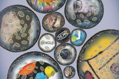I just downloaded this and it's so cool! Article: Twitter Feeds Expressed as Living Cells