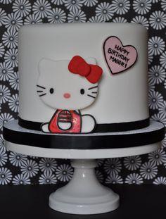blue cupcake: Hello Birthday Girl!