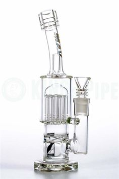 MAVERICK GLASS - TORNADO TO TREE PERC WATER PIPE on KING's Pipe Online Headshop #420 #710