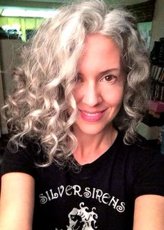 Sara Sophia Eisenman silver sirens tee http://www.thesacredfemme.com/store/c1/Featured_Products.html