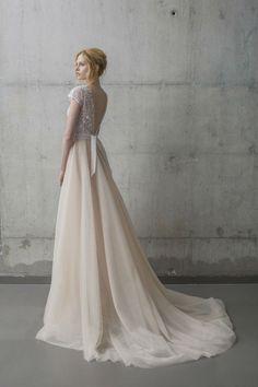 MIRA ZWILLINGER 2016 STARDUST BRIDAL COLLECTION Angel  www.elegantwedding.ca