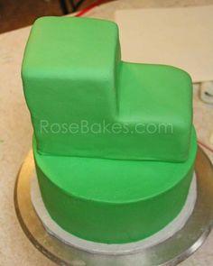 Tractor Birthday Cakes, 4th Birthday Cakes, Tractor Cakes, 2nd Birthday, Fondant Cakes, Cupcake Cakes, Cupcakes, Farm Cake, Cake Pictures