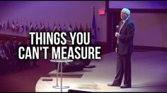 """""""Things You Can't Measure"""" - Anthony Mangun"""