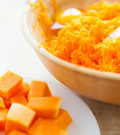 When farmers' markets are bursting with piles of fresh-picked pumpkins, put the inexpensive gourd to good use in a creamy, veggie-loaded pumpkin casserole!