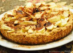 jesienna tarta na deser - robi się sama:)