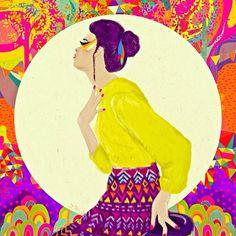 created by diela maharanie