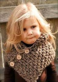 Resultado de imagen de invierno para niños en crochet