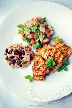 Filety z kurczaka po meksykańsku